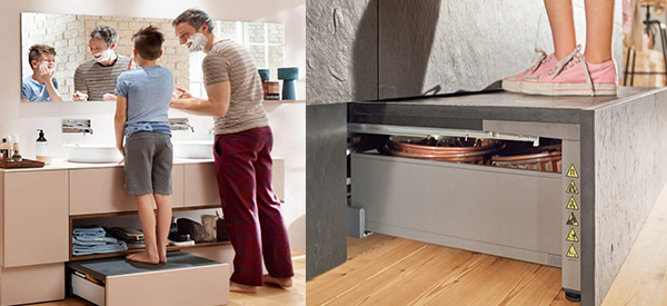 Blum SPACE STEP